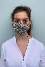 Lot de 2 masques barrières motifs pop