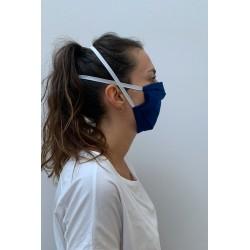 Packs of 2 indigo barrier mask