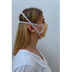 Lot de 2 masques barrières gipsy