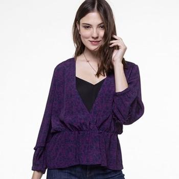Notre petite blouse bohème Pistac est à -40% sur notre site 😍  #cheminsblancs #newcollection #winter #autumn #backtowork