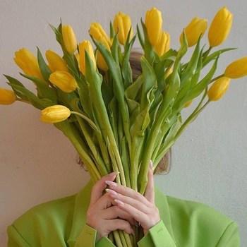 Des jolies fleurs pour vous souhaiter un agréable début de semaine 🌷