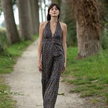 La longue robe dos nu PIERO nous parle de vacances et de dolce vita 😍  #cheminsblancs #newco #spring #summer